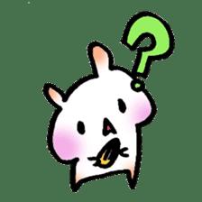 Mochi Ham sticker #1309160