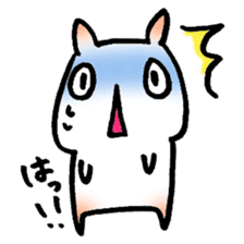Mochi Ham sticker #1309167