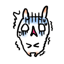 Mochi Ham sticker #1309169