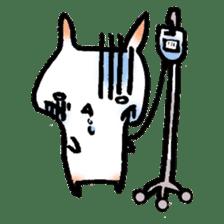 Mochi Ham sticker #1309172