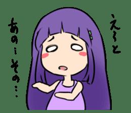 Ohime chan sticker #1310088
