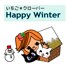 ichigo*clover Happy Winter