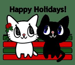 ichigo*clover Happy Winter sticker #1312300