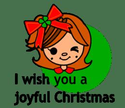 ichigo*clover Happy Winter sticker #1312302