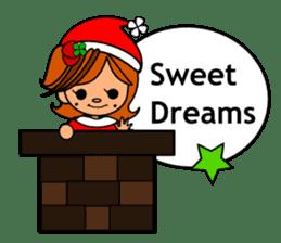 ichigo*clover Happy Winter sticker #1312307