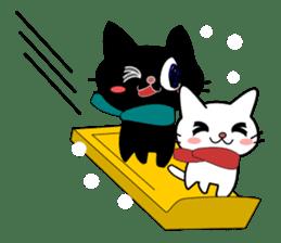 ichigo*clover Happy Winter sticker #1312319