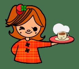 ichigo*clover Happy Winter sticker #1312323