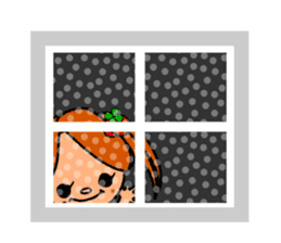 ichigo*clover Happy Winter sticker #1312332