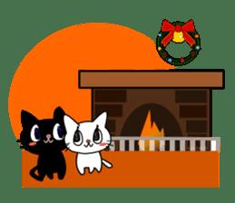 ichigo*clover Happy Winter sticker #1312333