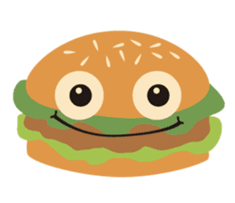 Burger Kids sticker #1313578