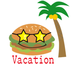 Burger Kids sticker #1313586