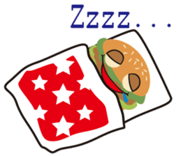 Burger Kids sticker #1313589