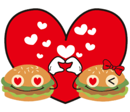 Burger Kids sticker #1313601