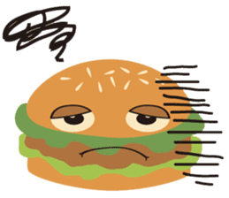 Burger Kids sticker #1313607