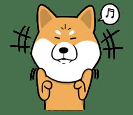 The Dogs - Shiba Inu 'Rui' sticker #1322260