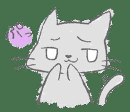 Graffiti animal of capybara and cat sticker #1323361