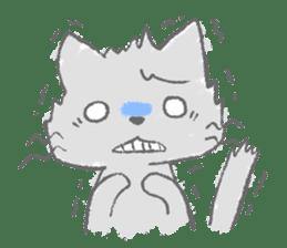 Graffiti animal of capybara and cat sticker #1323376