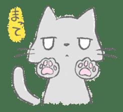 Graffiti animal of capybara and cat sticker #1323378