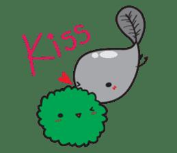 E-Huak & Marimo sticker #1323569