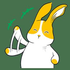 Winny Bunny sticker #1324706