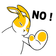 Winny Bunny sticker #1324711