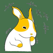 Winny Bunny sticker #1324717
