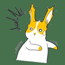 Winny Bunny sticker #1324718