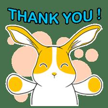 Winny Bunny sticker #1324723