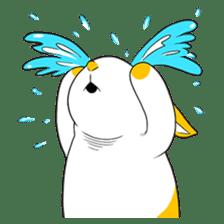 Winny Bunny sticker #1324729