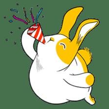 Winny Bunny sticker #1324731