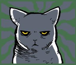 CATS!? sticker #1326190