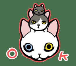 CATS!? sticker #1326194