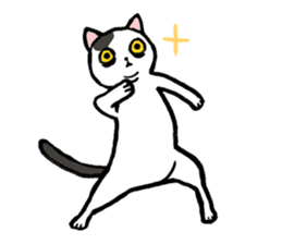 CATS!? sticker #1326196
