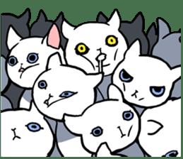 CATS!? sticker #1326224