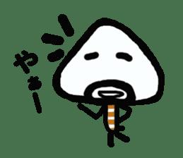 Onigiri Muti2 sticker #1326249