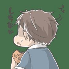 A loose baby Sticker sticker #1326821