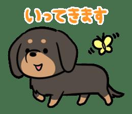 pretty dogs sticker #1326869