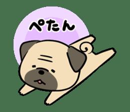 pretty dogs sticker #1326875