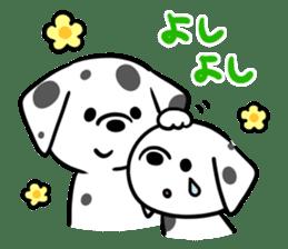 pretty dogs sticker #1326876