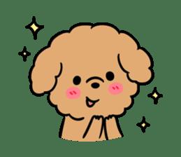 pretty dogs sticker #1326879