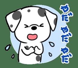 pretty dogs sticker #1326881