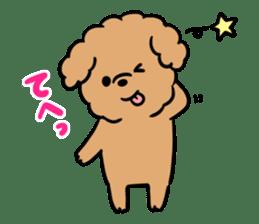 pretty dogs sticker #1326885