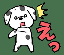 pretty dogs sticker #1326888