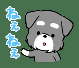 pretty dogs sticker #1326899