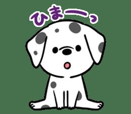 pretty dogs sticker #1326903