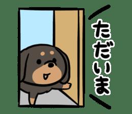 pretty dogs sticker #1326905