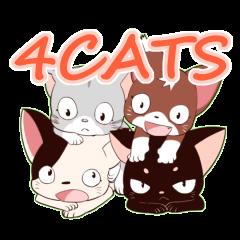 4cats(English)