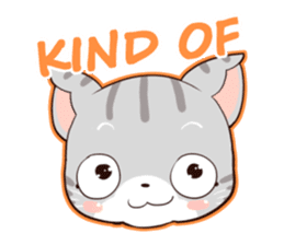 4cats(English) sticker #1327013