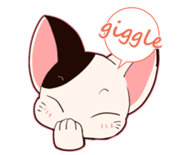 4cats(English) sticker #1327014