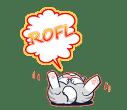4cats(English) sticker #1327017